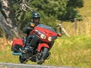 Test: Honda Goldwing F6B