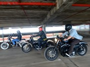 Test: Harley-Davidson Iron 883