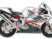 Honda VTR SP2 NZ 2002