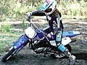 Yamaha TT-R Range NZ 2003
