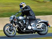 Yamaha Road Star Warrior NZ 2003