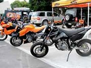 KTM 990 Super Duke and MZ 1000S