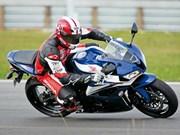 2007 Honda CBR600RR Test