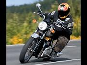 2007 Triumph Bonneville Sixty8