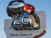 Indian Motorcycle Thunder Stroke 111 Engine
