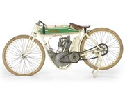 EX-STEVE MCQUEEN MOTORCYCLE TO BE SOLD AT BONHAMS