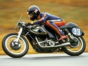 AJS 7R3A racing bike