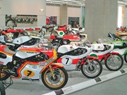 Honda Collection Hall museum in Japan