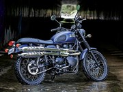 Motorcycle review: Triumph Scrambler