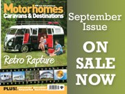 The September issue of MCD is on sale now!