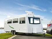 Caravan review: Kea Karavan 700E
