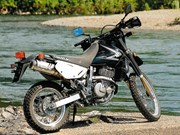 Quick Fang: Suzuki DR650SE