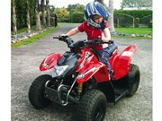 Quick Fang: Aeon Mini Kolt 50cc ATV
