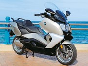 Quick Fang: BMW C 650 GT