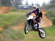 2013 Husqvarna dirt bike range