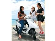 Quick Fang: Yamaha XC125 Vity