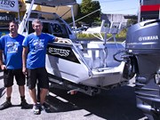 Fishing Boats NZ Limited, New Zealand's largest Surtees Dealer, are proud to announce that they are now an official Yamaha Outboard Dealership and Service Centre.