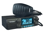 The Uniden UH8050S UHF CB mobile radio.