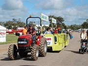 EVENT: Dowerin Field Days 2014