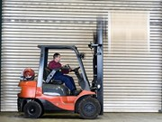 New forklift safety standard