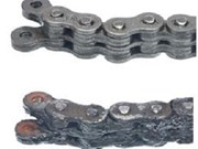 How to prolong the life of your forklift chain