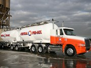 Used Truck: Albert's Freightliner B-Double