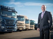 Mercedes-Benz Trucks plans driving academy for next year