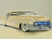1950 Cadillac Coupe De Ville Custom