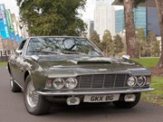 News: 2013 RACV Motorclassica - Bond vehicles