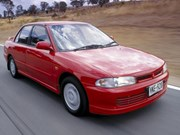 Mitsubishi Lancer GSR (1992-96) Buyer's Guide