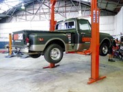 Chevrolet C10 Pickup: Our shed