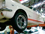 1964 Ford Mustang: our shed