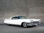 1960 Cadillac Eldorado Biarritz convertible: Past blast