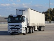 Mercedes-Benz Actros 2644LS FleetStar Review