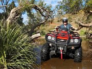Review: TGB 550AR ATV