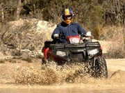 FULL REVIEW: Polaris Sportsman X2 550 ATV
