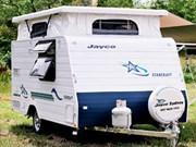 Review: Jayco Starcraft caravan