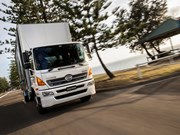 Hino offers extended aftersales service options