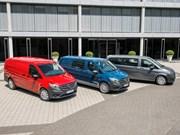 Mercedes-Benz unveils the new Vito