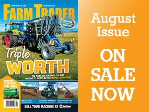 The August issue of Farm Trader is on sale now!
