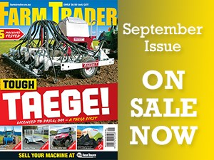 The September issue of Farm Trader is out now!