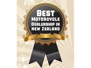 Best Motorcycle Dealership in New Zealand