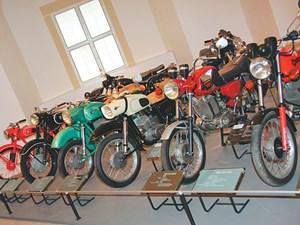 Augustusburg museum motorcycles