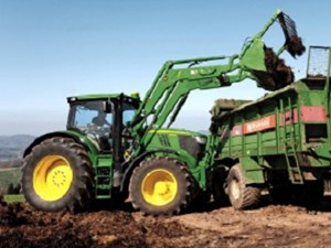 John Deere's 6 series tractors allows you to get hard work done easier and faster.