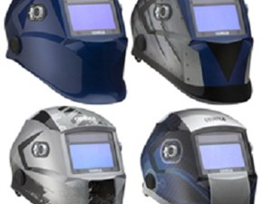 CIGWELD's new range of ProLite auto-darkening welding helmet range comes in four colours.