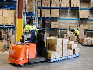 Parton Logistics uses a wide range of Toyota Material Handling equipment at its warehouses in Perth and Melbourne.