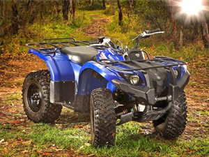 450 Grizzly ATV