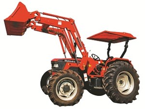 Mahindra has released the new 9500 tractor which is built on the solid reputation of its earlier models.