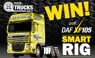 WIN DAF XF105