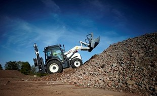 Terex launched its new TLB890 backhoe loader at leading international construction trade fair, Bauma 2013. 